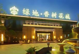 武汉绿地集团文化墙建设工程